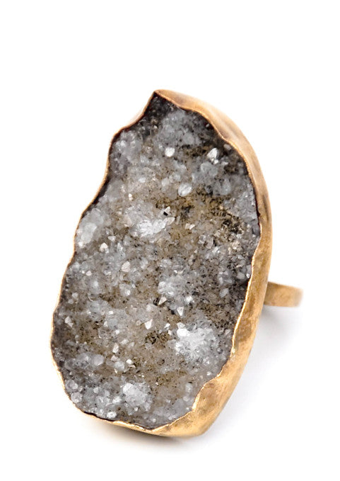 Twilight Drusy Ring - LEIF