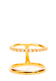 Two Row Ring - LEIF