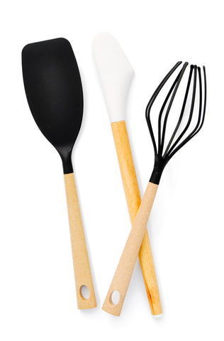 Two Tone Kitchen Utensils