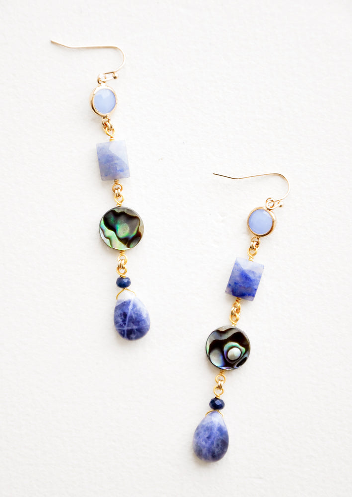 1: Under the Sea Earrings in  - LEIF