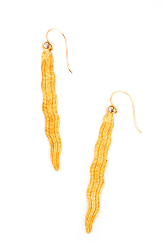 Urchin Spine Earrings