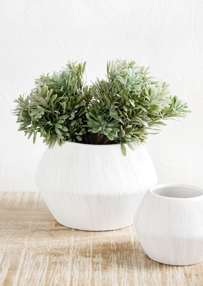 Urchin Ceramic Planter