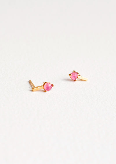 Valentine Stud Earrings in  - LEIF