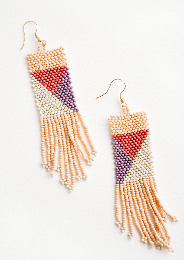 Venice Beaded Earrings