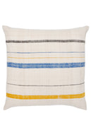 Villa Stripe Pillow, 18""