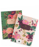 Vintage Blossoms Notebook Set - LEIF