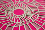 Anemone Laser Cut Artwork
