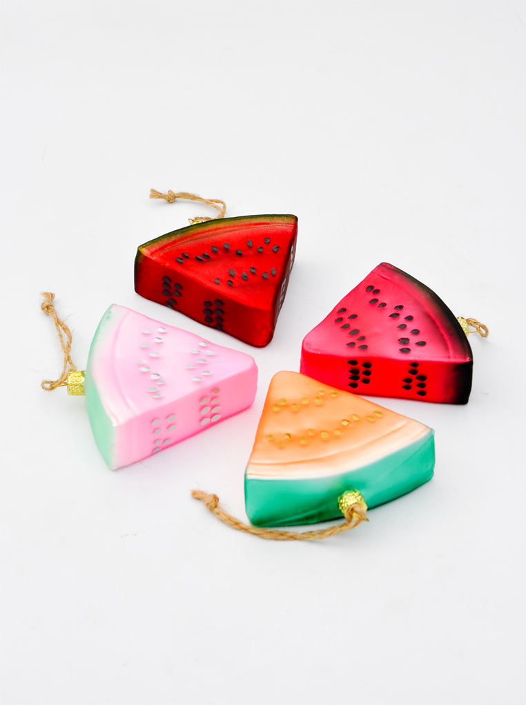 Watermelon Ornament - LEIF