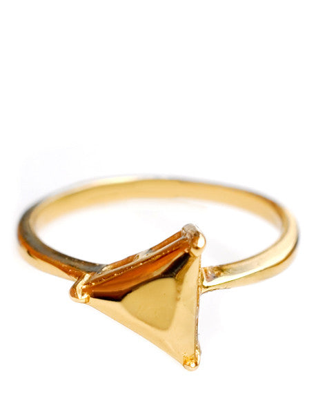 Prismatic Triangle Ring - LEIF