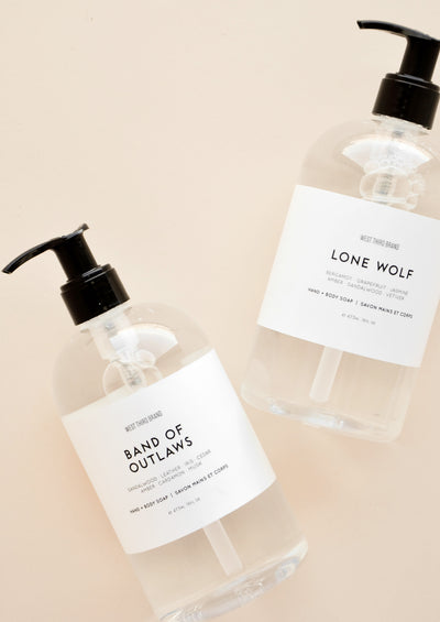 West Third Hand & Body Soap