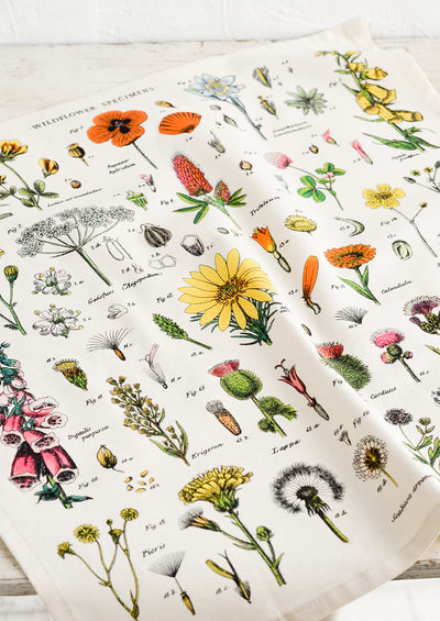 Wildflower Species Napkin Set hover