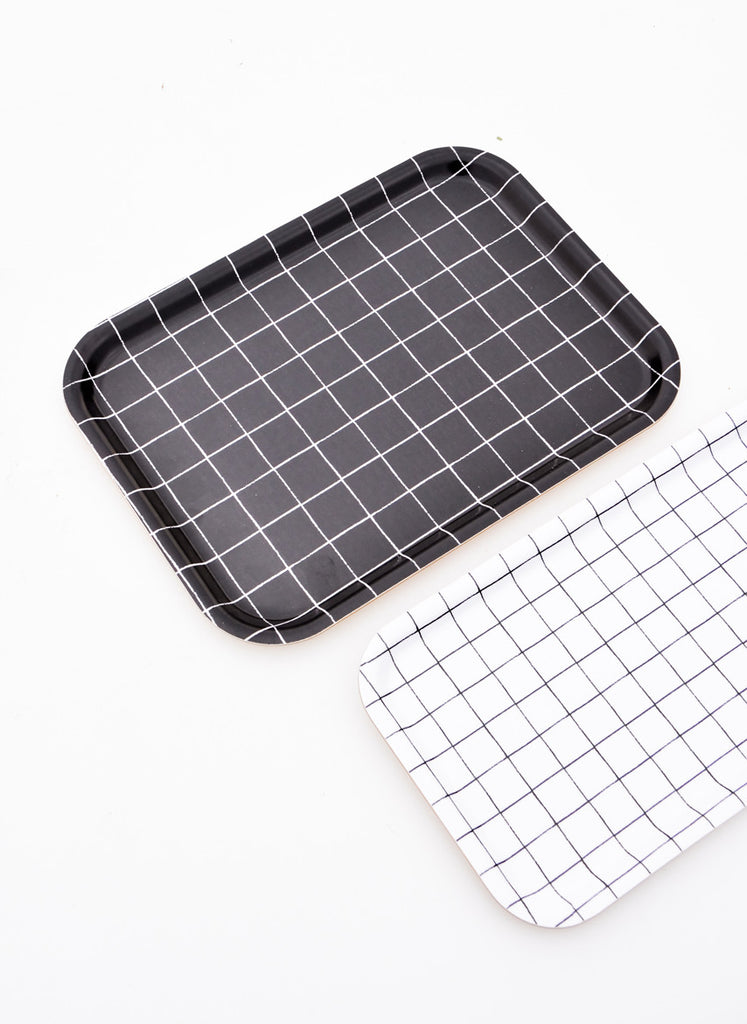 Windowpane Birch Tray