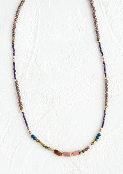 Windsor Beaded Necklace