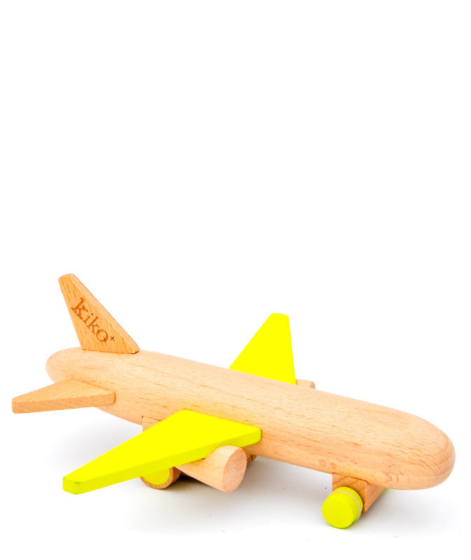 Wooden Toy Jet - LEIF