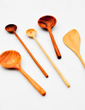 Wooden Utensil Set - LEIF