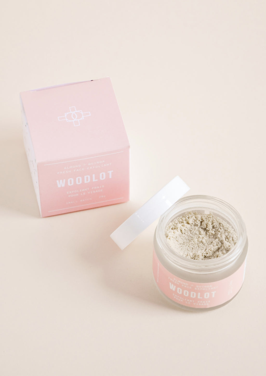 Woodlot Facial Exfoliating Grains