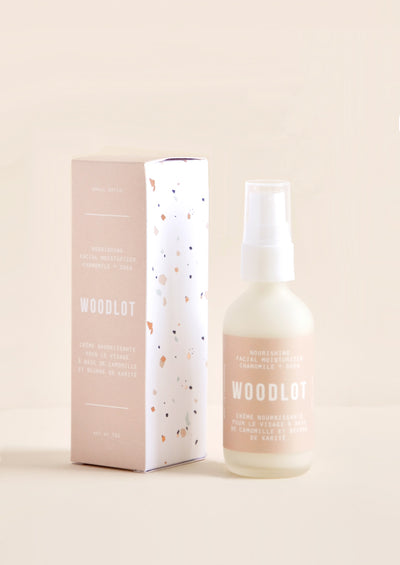 Woodlot Facial Moisturizer in  - LEIF