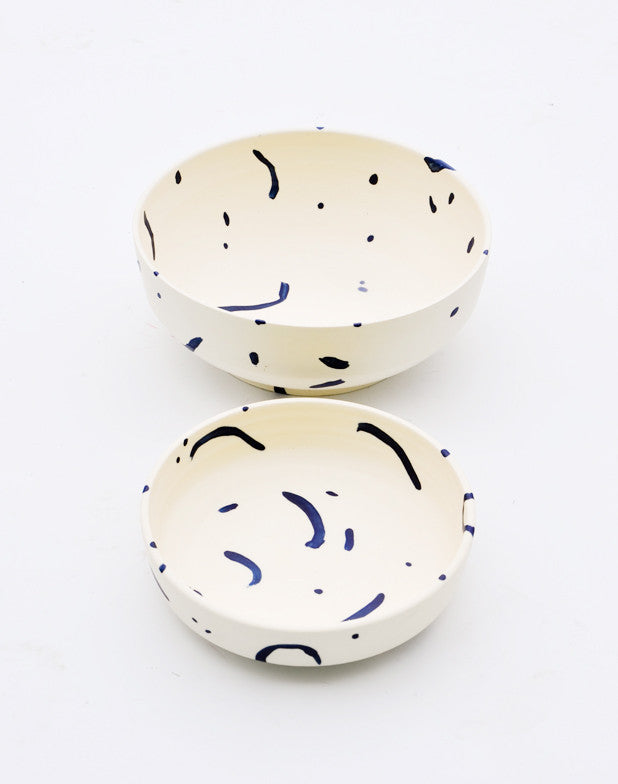 Confetti Bowl Set