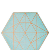 1: Copper Prism Trivet in  - LEIF