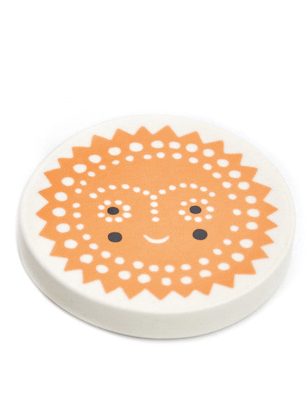 Smiling Sun Paperweight - LEIF