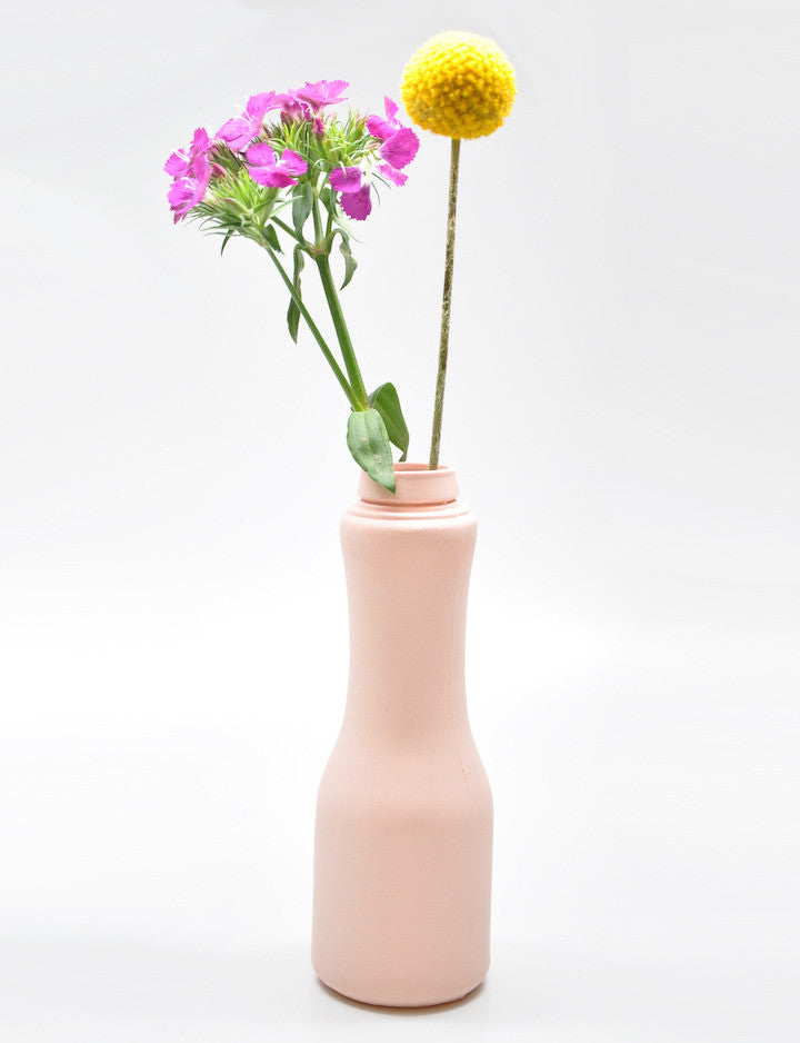 Yoghurt Bottle Vase - LEIF