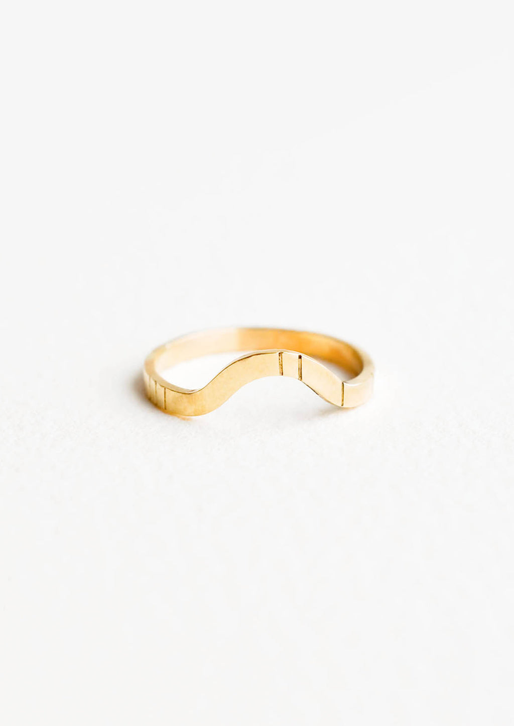 1: Wide Arc Ring