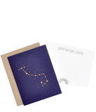 Constellation Birthday Card Set