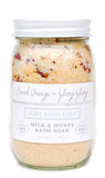 Buttermilk & Honey Bath Soak - LEIF