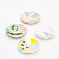 3: Geometric Shapes Ring Dish in  - LEIF