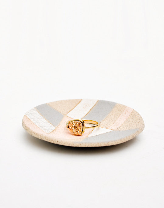 2: Geometric Shapes Ring Dish in  - LEIF
