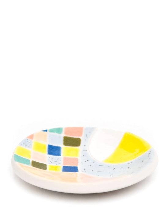 1: Geometric Shapes Ring Dish in  - LEIF