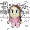 AshleyTheUnicorn Ashley Plushie