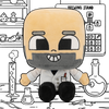 Scientist Plush