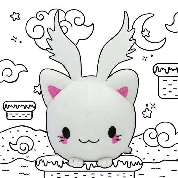 Flying Kitty Plush