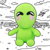 Greenbean Plush