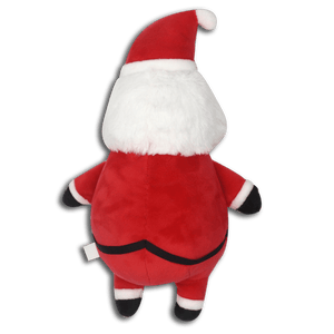 Limited Edition Santa Circle Plushie (Free Shipping)
