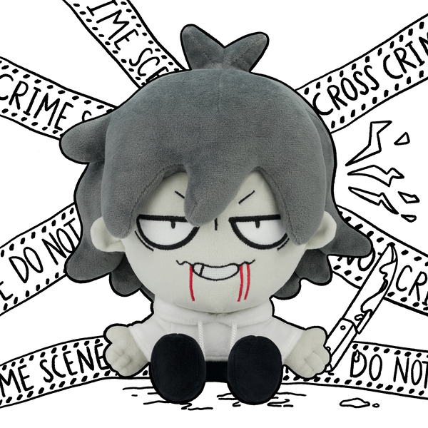 Jeff the Killer Plush