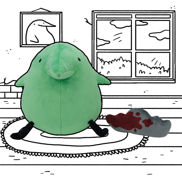Philbert Berd Plush