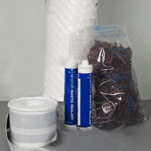 7.5m² Medium Meshed Damp Proofing Pack