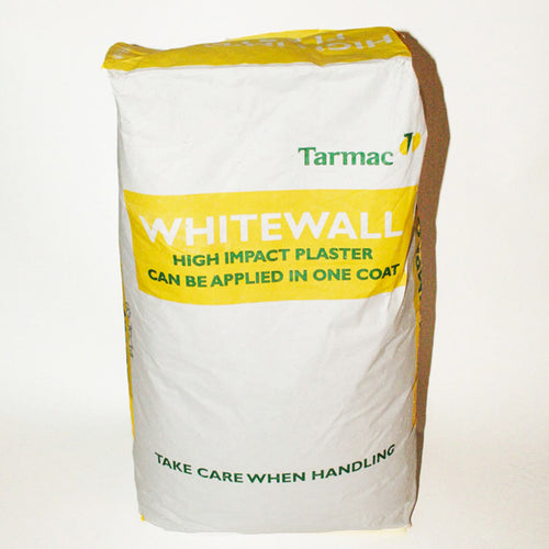 Tarmac Whitewall Plaster for Mesh Membranes