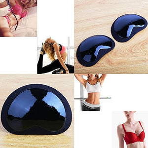 Silicone push high viscosity bra-Bikini.(3 Pairs)