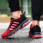 Air Cushion Running Breathable Flats Shoes