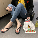2019 New Summer Fashionable Flat Slippers