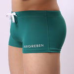 5 Colors Sexy Men's Boxer Briefs Swimming