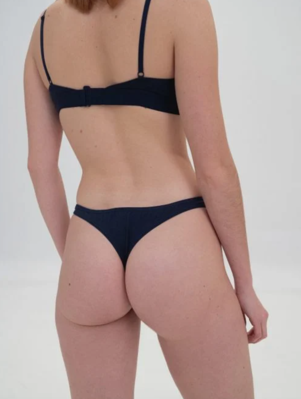 Nude Label | Thong in Navy