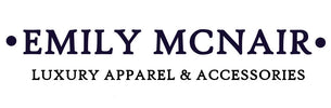 Emily McNair - Luxury Apparel and Accessories Brand Logo