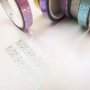 EC Header Confetti Overlay Tapes