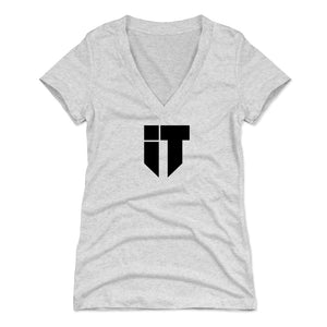Isaiah Thomas Women's V-Neck T-Shirt | 500 LEVEL