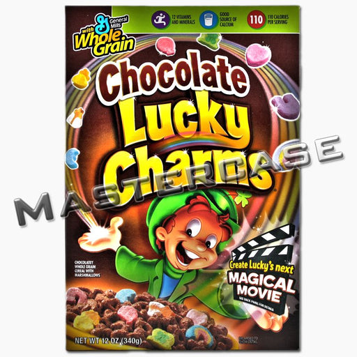 General Mills - Lucky Charms Chocolate (340g) 12er
