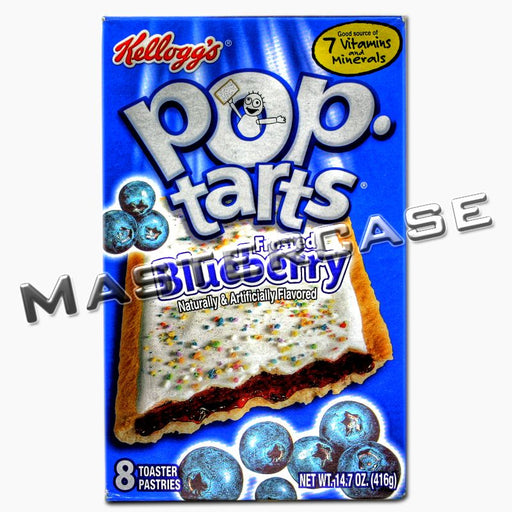 Kellogg's Pop Tarts Frstd Blueberry (416 g) (12er)